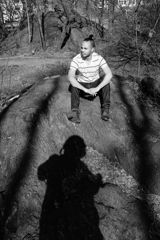 Gary Gunn, New York, March2014
